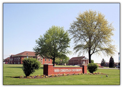 ohio christian university campus